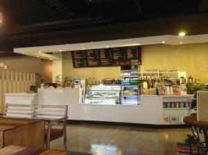 NY Kitchen Cafe Counter